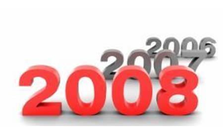 la revedere 2007 bun venit 2008
