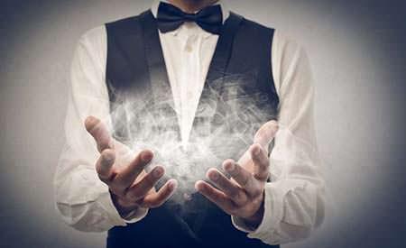 de ce nu suntem magicieni