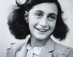 Anne Frank, Jurnalul Annei Frank, Holocaust, dezvoltare personala, evolutie spirituala