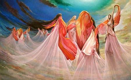 feminitatea sacra