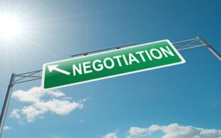 negocierea de la egal la egal