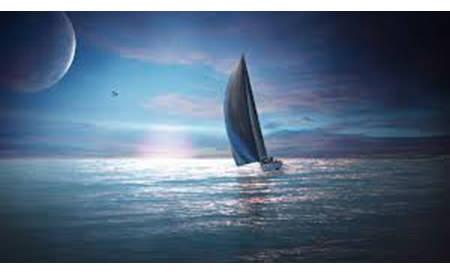 despre lucruri simple tu esti barca iar
