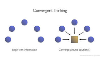 gandirea convergenta si gandirea divergenta