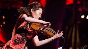 Ji-Hae Park canta la vioara sau noaptea neagra a sufletului meu