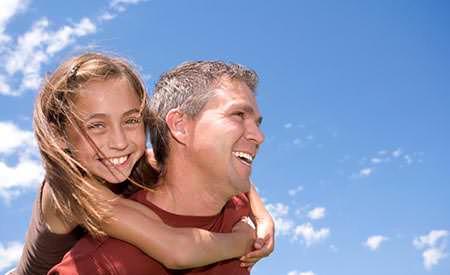 cat de importanta este relatia tata fiica