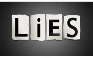 tu crezi in minciunile pe care ti le repeti zilnic