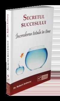 """Prin intermediul cartii pe care o gasiti la Editura Vidia,""""Secretul succesului – increderea totala in tine"""", suntem pusi din nou fata in fata cu un subiect provocator pentru fiecare dintre noi: acceptarea propriei fiinte."""