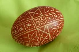 creaza-ti propriul cos cu oua de Paste