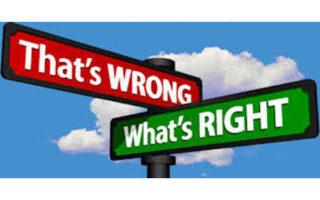 intrebare capcana esti sigur ca ai dreptate