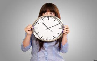 5 minute din timpul tau pentru un time management eficient
