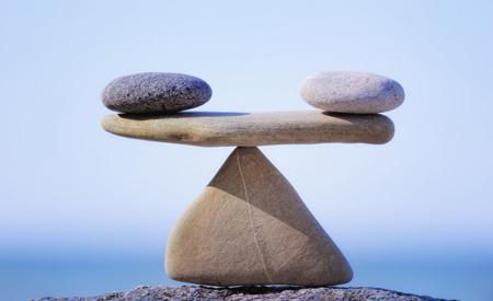 punctul de echilibru din interior si experientele noastre