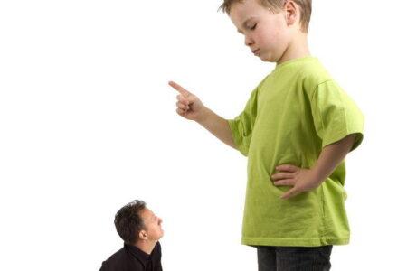 Despre copii manipularea emotionala si impresionabilitatea parintilor