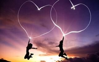 confundam mult prea des iubirea cu oamenii