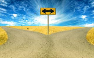 calea usoara sau calea grea