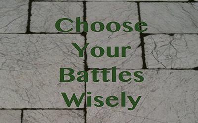 alege-ti bataliile cu grija