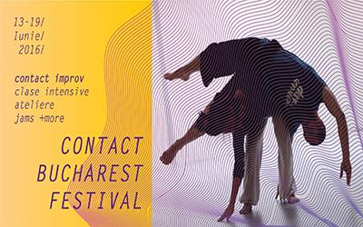 contact improvisation festival