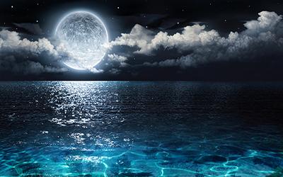 luna plina din 20 iunie