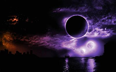 eclipsa si luna plina 16 septembrie