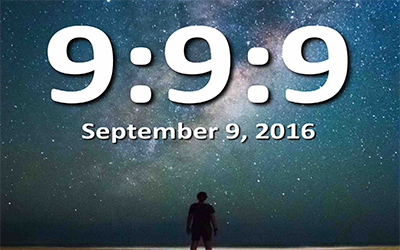 energia lunii septembrie si poarta 9-9-9