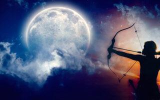 luna noua in sagetator