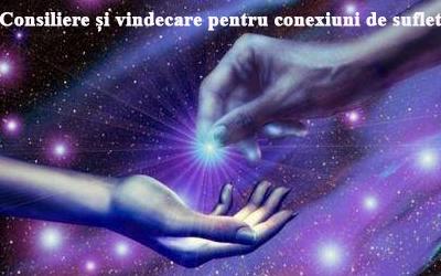 consiliere si vindecare pentru conexiuni de suflet