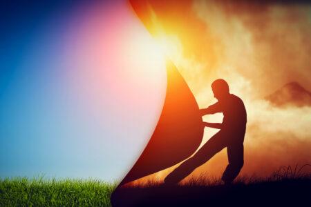 o lume noua invatam un alt mod de a fi a exista a iubi a respira