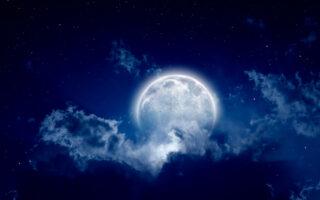 Luna Plina in Berbec actiune cu pasiune
