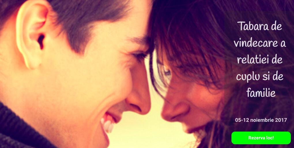 Tabara de vindecare a relatiei de cuplu